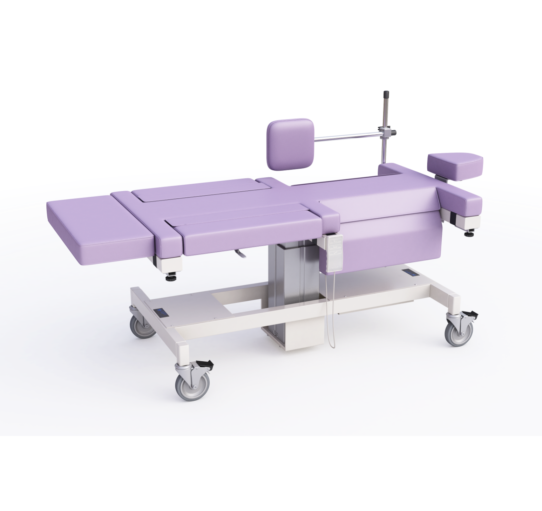 Decubitus Breast Imaging and Biopsy Table - DBI Table™ from Medical Positioning