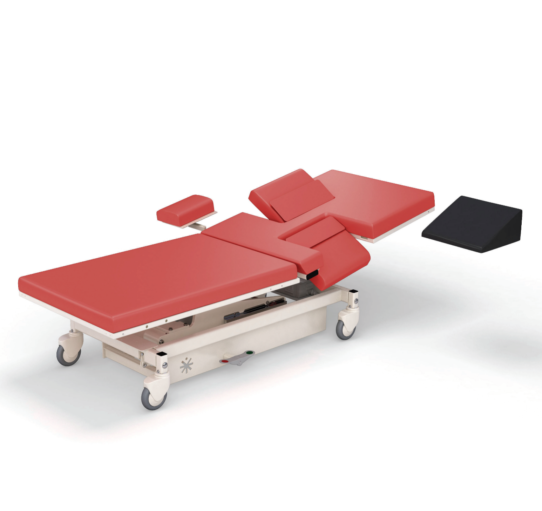Echocardiography Bed - EchoBed® X from Medical Positioning