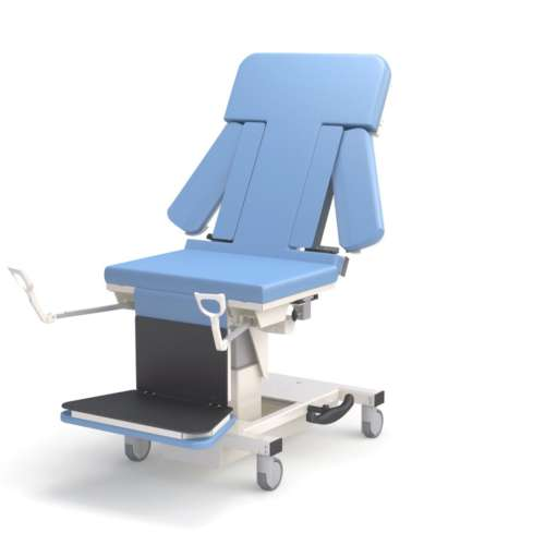 """Ultrasound Exam Table – UltraScan Versa™ Premier Table from Medical Positioning """