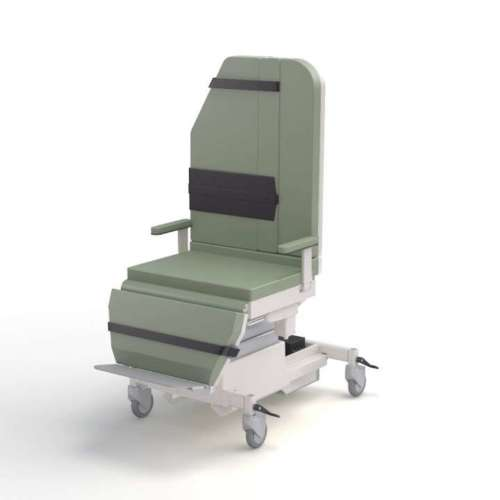 VizaVue™ Barium Swallow Study Chair from Medical Positioning